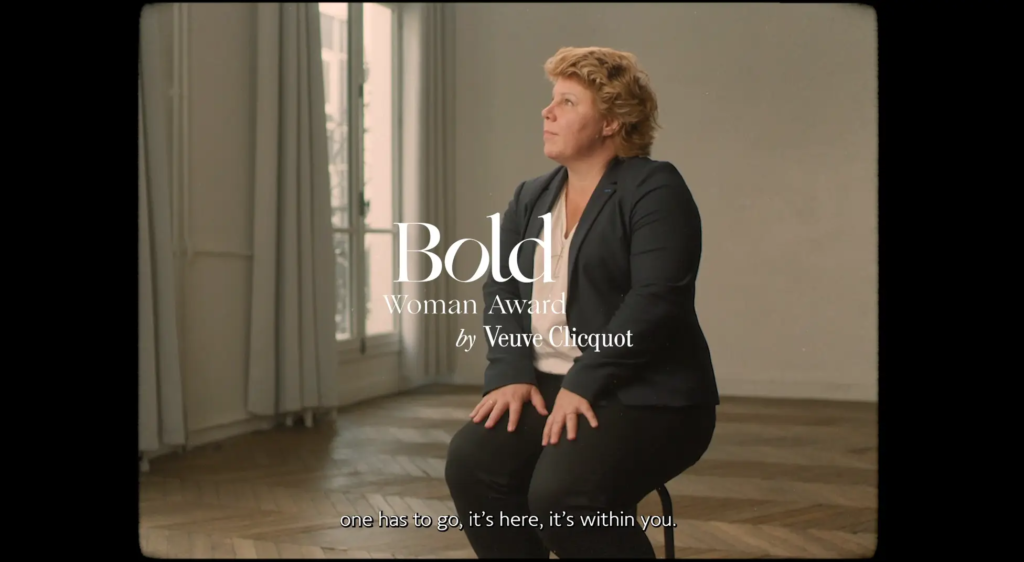 Veuve Clicquot – Film portrait Chrystèle Gimaret – Artupox Intl