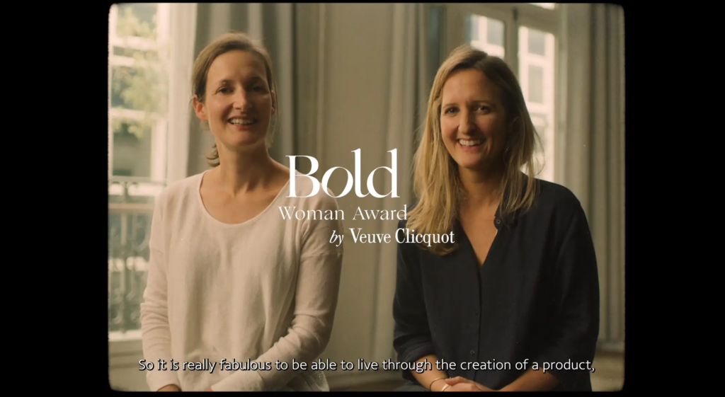 Veuve Clicquot – Film portrait Scarlette Chavinier & Margot Caron – Marlette