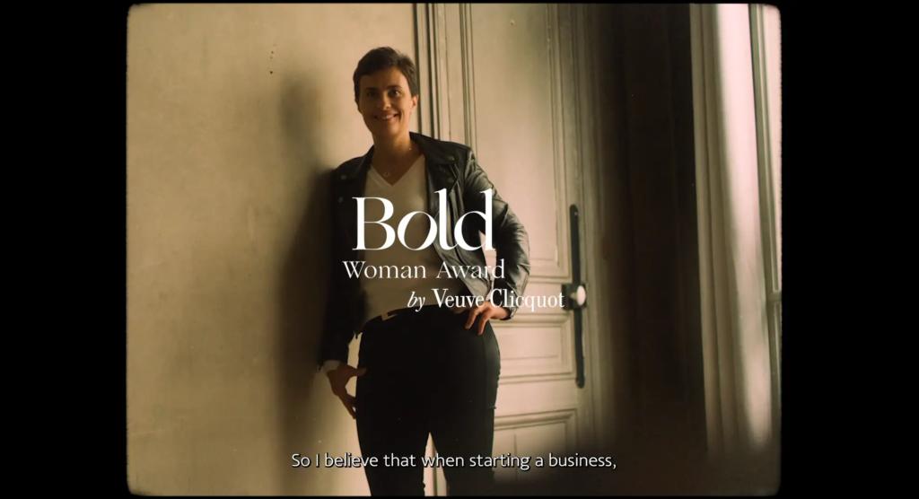 Veuve Clicquot – Film portrait Stéphanie Hospital – One Ragtime