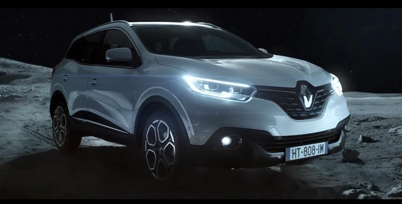 Renault Kadjar – Les essais lunaires